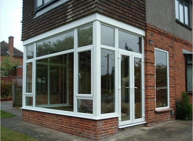 UPVC Combination Window by Sri Sai Enterprises