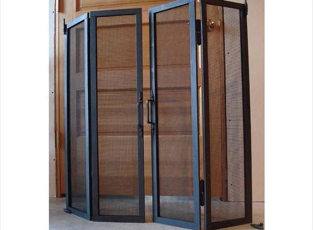 Aluminium Slide & Fold Doors by Harish Glass