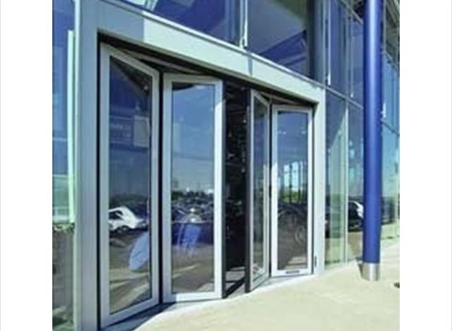 Aluminium Slide & Fold Doors by Bombay Alum Windoors