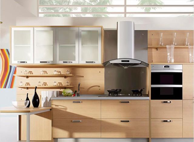 PVC Membrane Kitchen by Ag's Bath N Kitchen