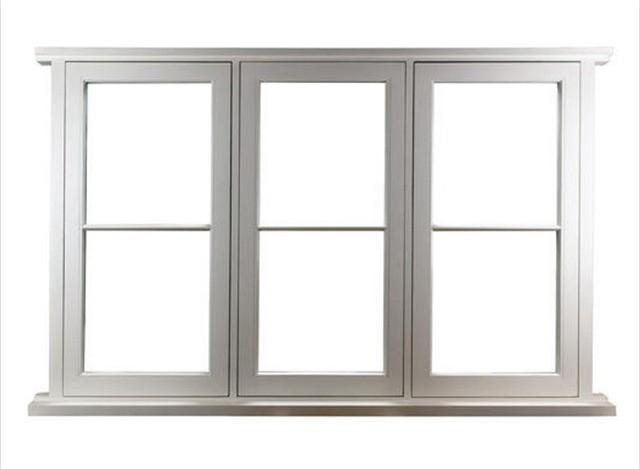 UPVC Casement Window by Sri Kala Projects