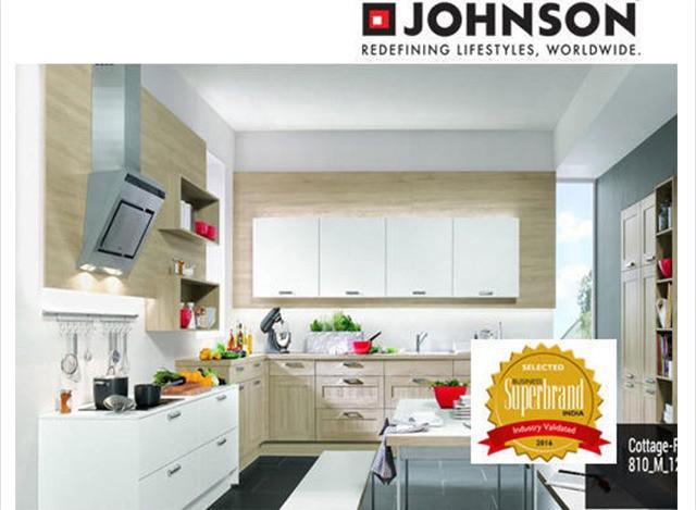 German Modular Kitchens by H & R Johnson