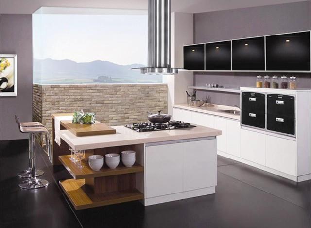 Island Modular Kitchen by LISPO