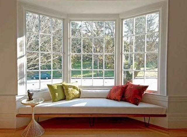 Contemporary Bay Window by Concept Design