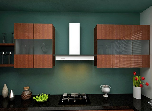 U Shaped Kitchen by Uniwood