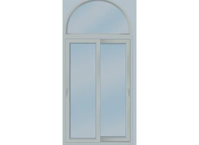 uPVC Arch Windows by Jaipur uPVC Door Windows