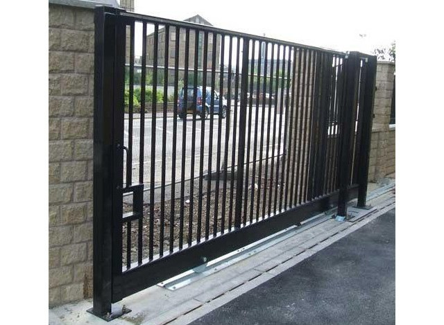 Sliding Gates by S. K. Steel Fabricators