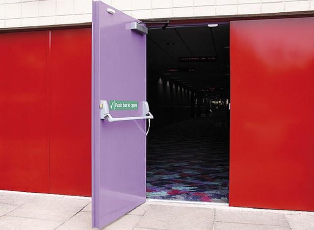Security Doors by GWS Engineers & Fabricators