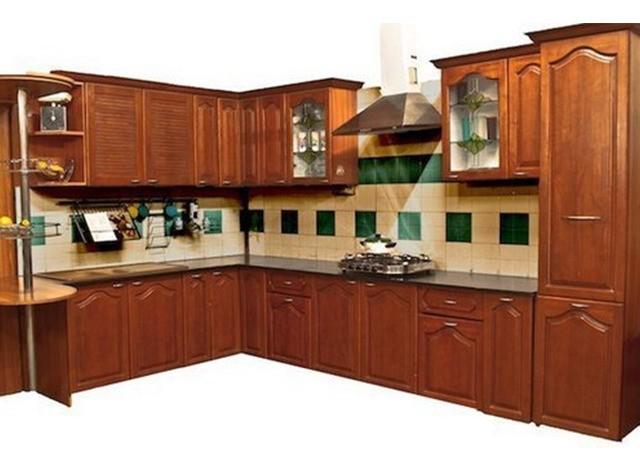Wooden Modular Kitchen by I Lok Association