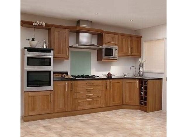 Wooden Modular Kitchen by Get Set Modular Kitchen