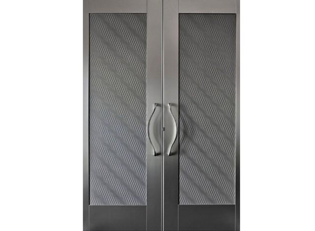 Stainless Steel Door Frames by S. K. Steel Fabricators