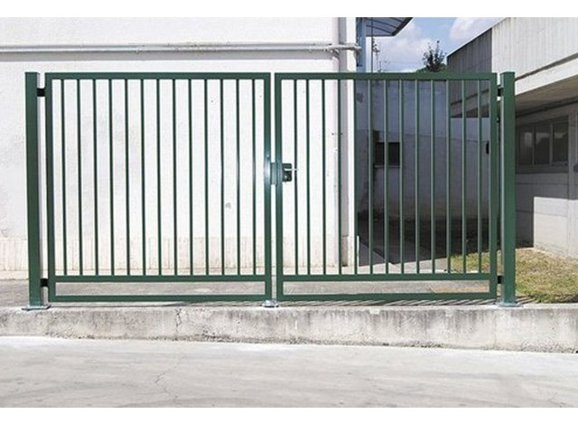 Swing Gates by S. K. Steel Fabricators