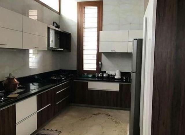 PVC Modular Kitchen by Krishna Furniture
