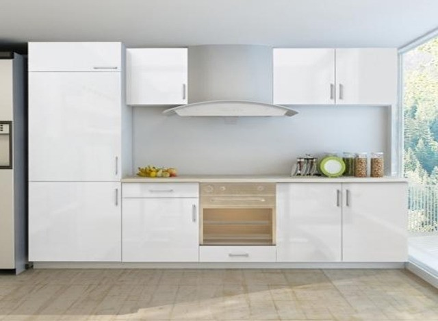 PVC Modular Kitchen Prices/Cost, Designs and Review Online ...
