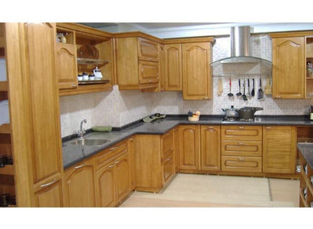 Plywood Modular Kitchen by Get Set Modular Kitchen
