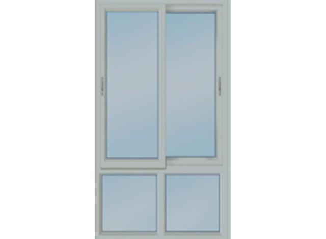 uPVC Combination Windows by Jaipur uPVC Door Windows