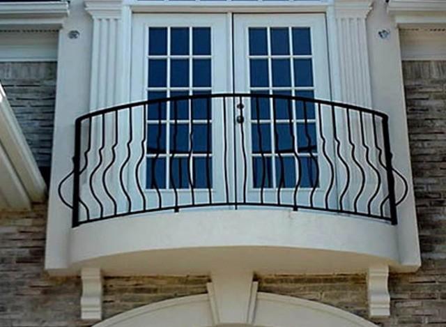 Balcony Windows by Koemmerling