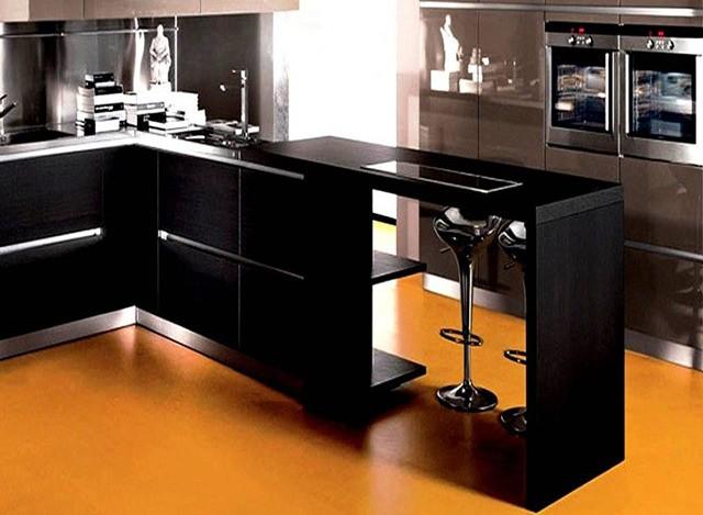 L Shaped Modular Kitchen by Royal Kitchen