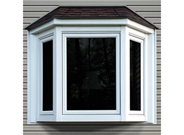 uPVC Bay Window by Four Corner Windows