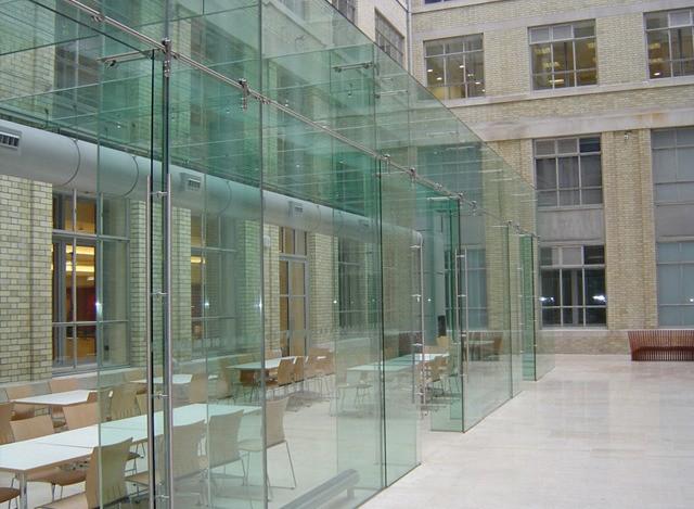 Toughened Glass by Art N Glass