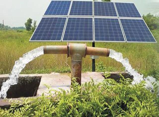 Solar Water Pumps by GeoPower India Pvt Ltd