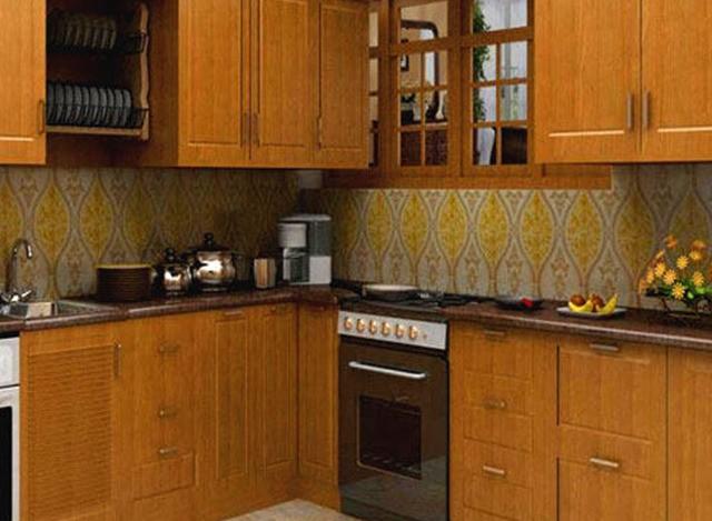 Wooden Modular Kitchen by Gr Furnishing