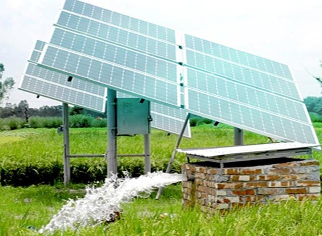 Solar Water Pump by Waaree Energies Ltd