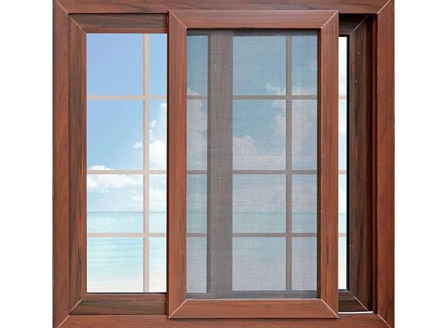 uPVC Sliding Window by Four Corner Windows