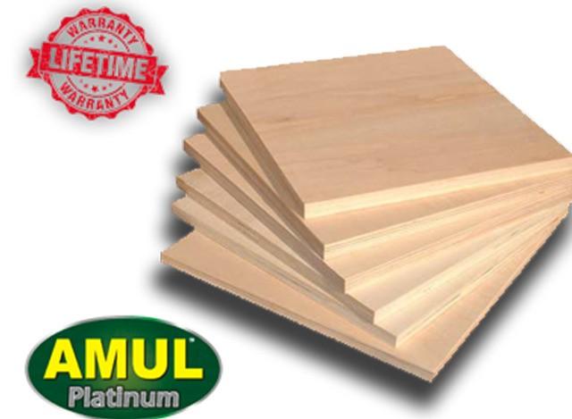 Amul Platinum Plywood by Purbanchal Laminates (P) Ltd
