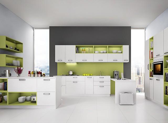Chiara Island Modular Kitchen by Kutchina