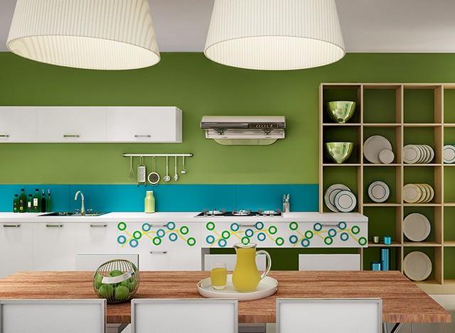 Giorgia Island Modular Kitchen by Kutchina
