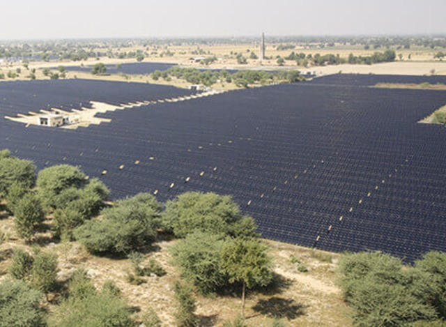 On Grid Solar Power Systems by Azure Power