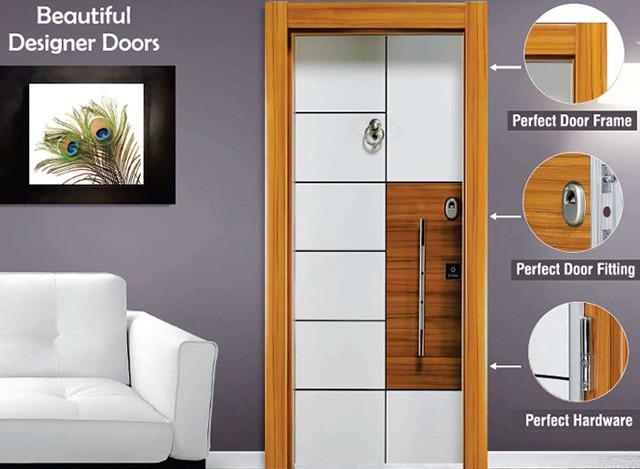Luxury Designer High Class Doors by Oak Wood Doors & Interio