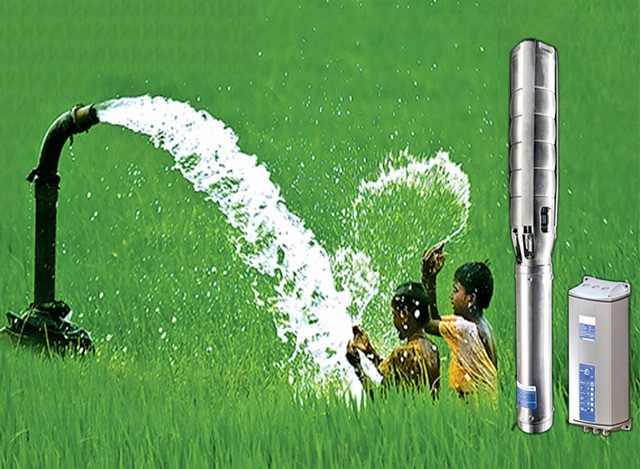 Solar Water Pumps by Jakson Limited