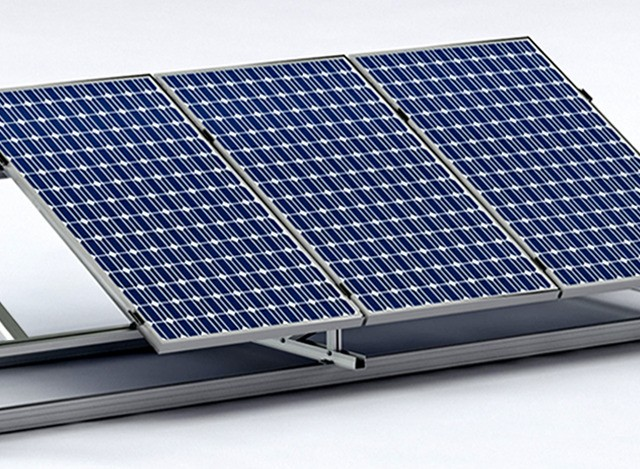 Solar Module Mounting Structures by Jakson Limited