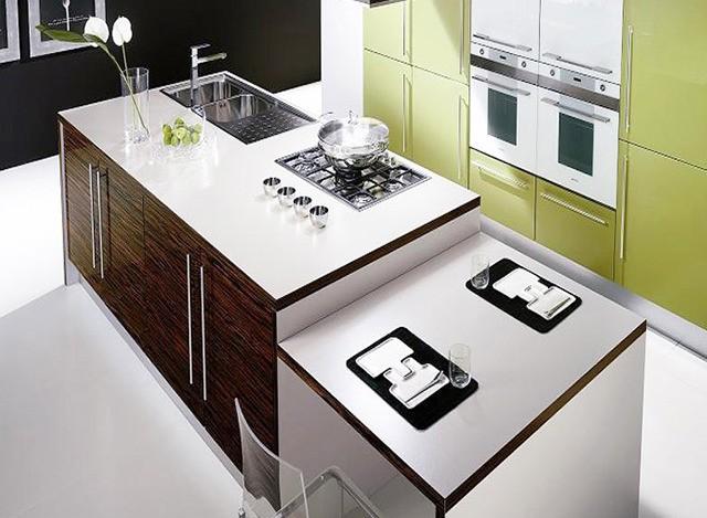 Acrylic Modular Kitchen by Royal Kitchen