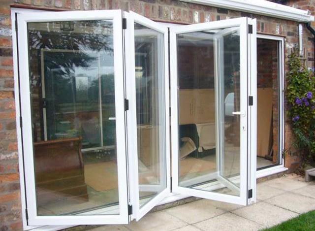 uPVC Slide & Fold Doors by For s Windowcraft
