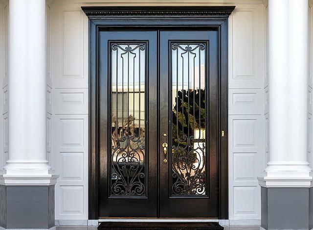Glass Doors by DP Doors