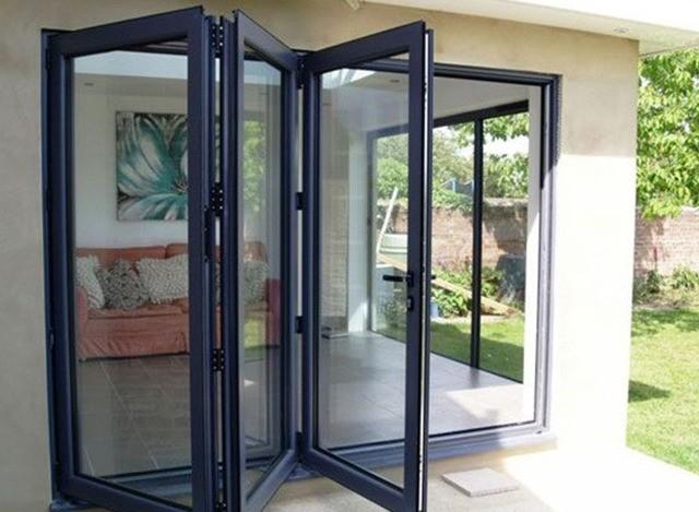 Aluminium Slide & Fold Doors by Axsys Solutions