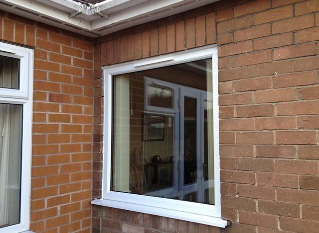 uPVC Fixed Windows by Glass 'n' Window Tech