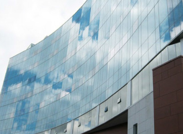 Aluminium Composite Panel (ACP) by Axsys Solutions