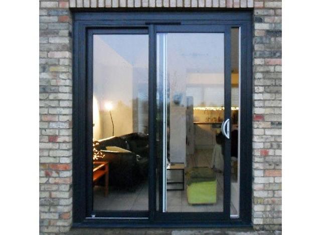 Aluminium Sliding Door by Super Interior