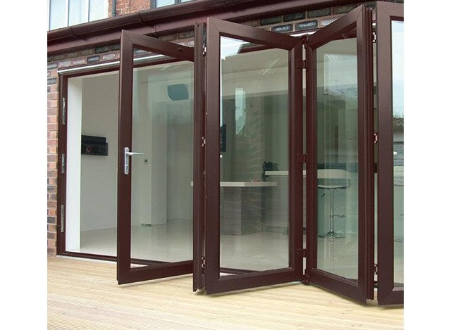 uPVC Slide and Fold Door by For s Windowcraft