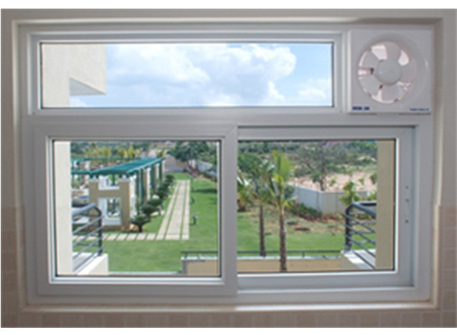 uPVC Sliding Windows by Deccan Structural