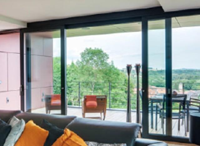 Aluminium Lift & Slide Doors by Axsys Solutions