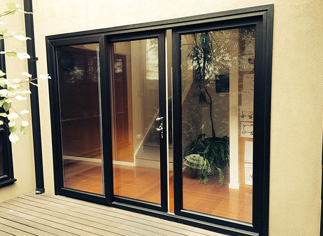 uPVC Sliding Doors by Deccan Structural