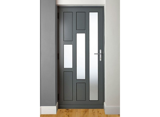 Designer Aluminum Doors by Glass 'n' Window Tech