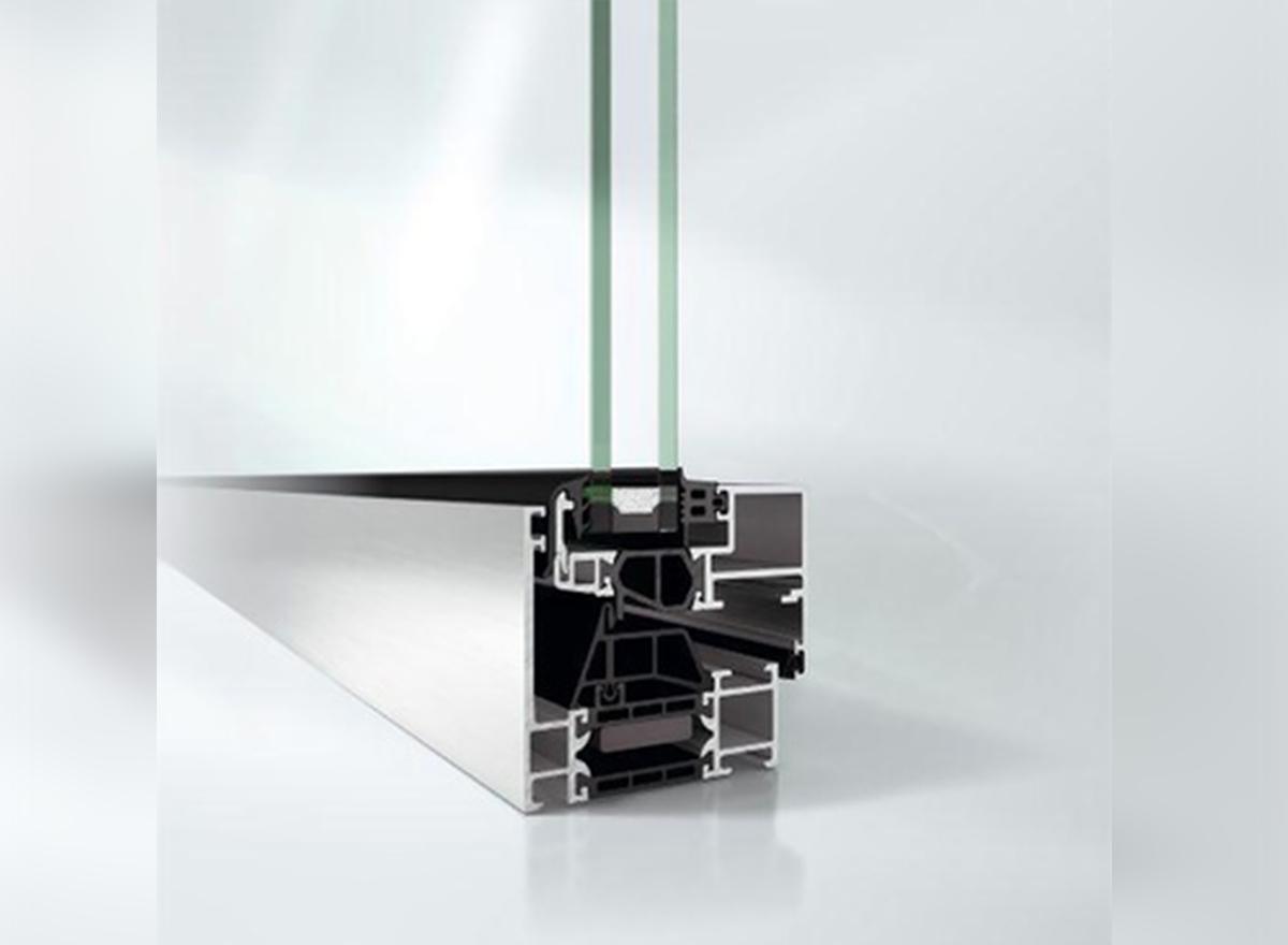 Schueco Aluminium Windows System 70 BS.HI