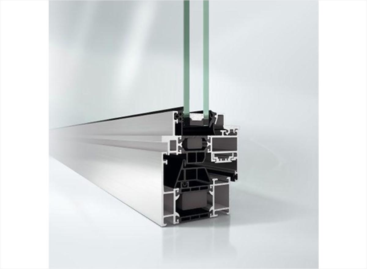 Schueco Aluminium Windows System 70 ST.HI