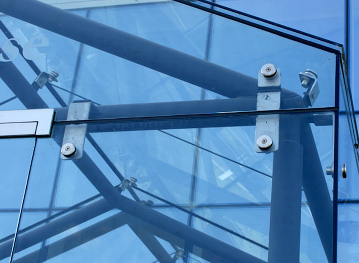 Structural Glazing by Alumax India